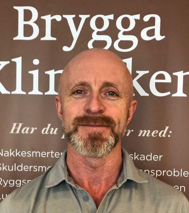 Naprapat Ken Johansen